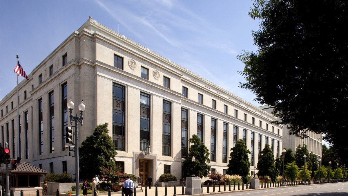 Dirksen Senate Office Building Modernization