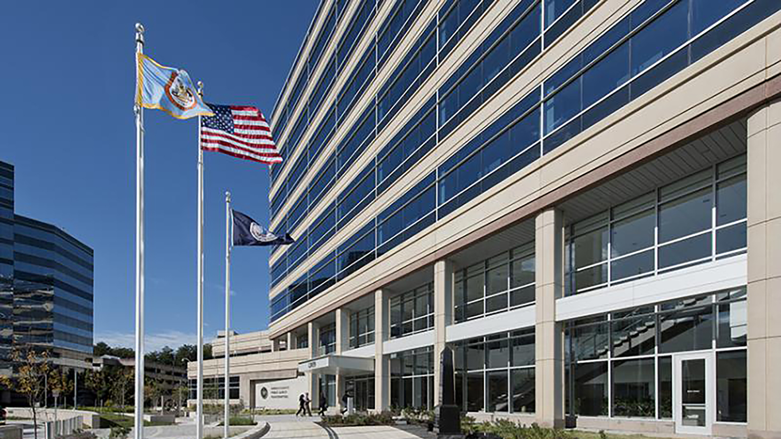 Fairfax County Public Safety Headquarters