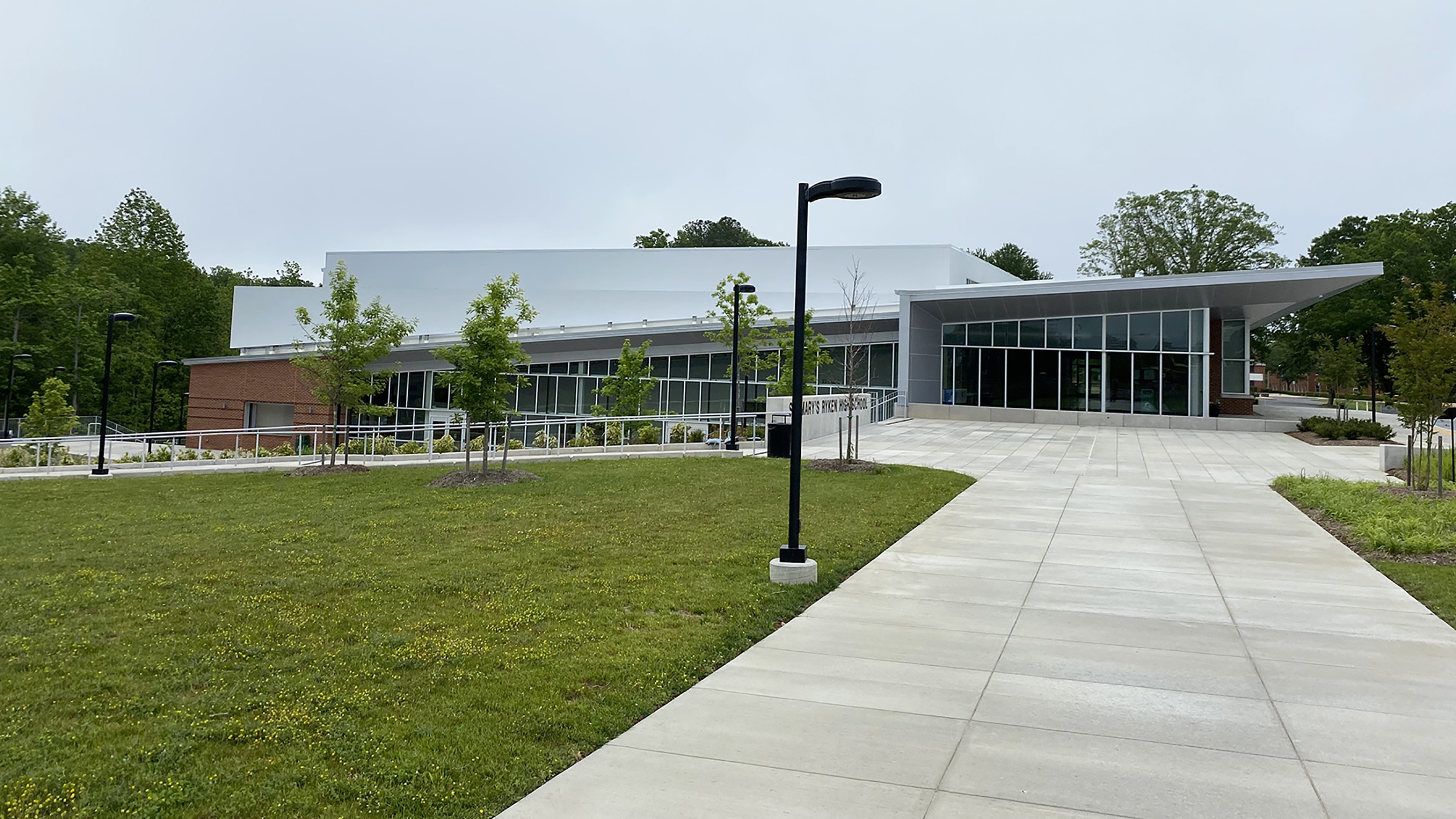 St. Mary's Ryken High School Athletic Complex
