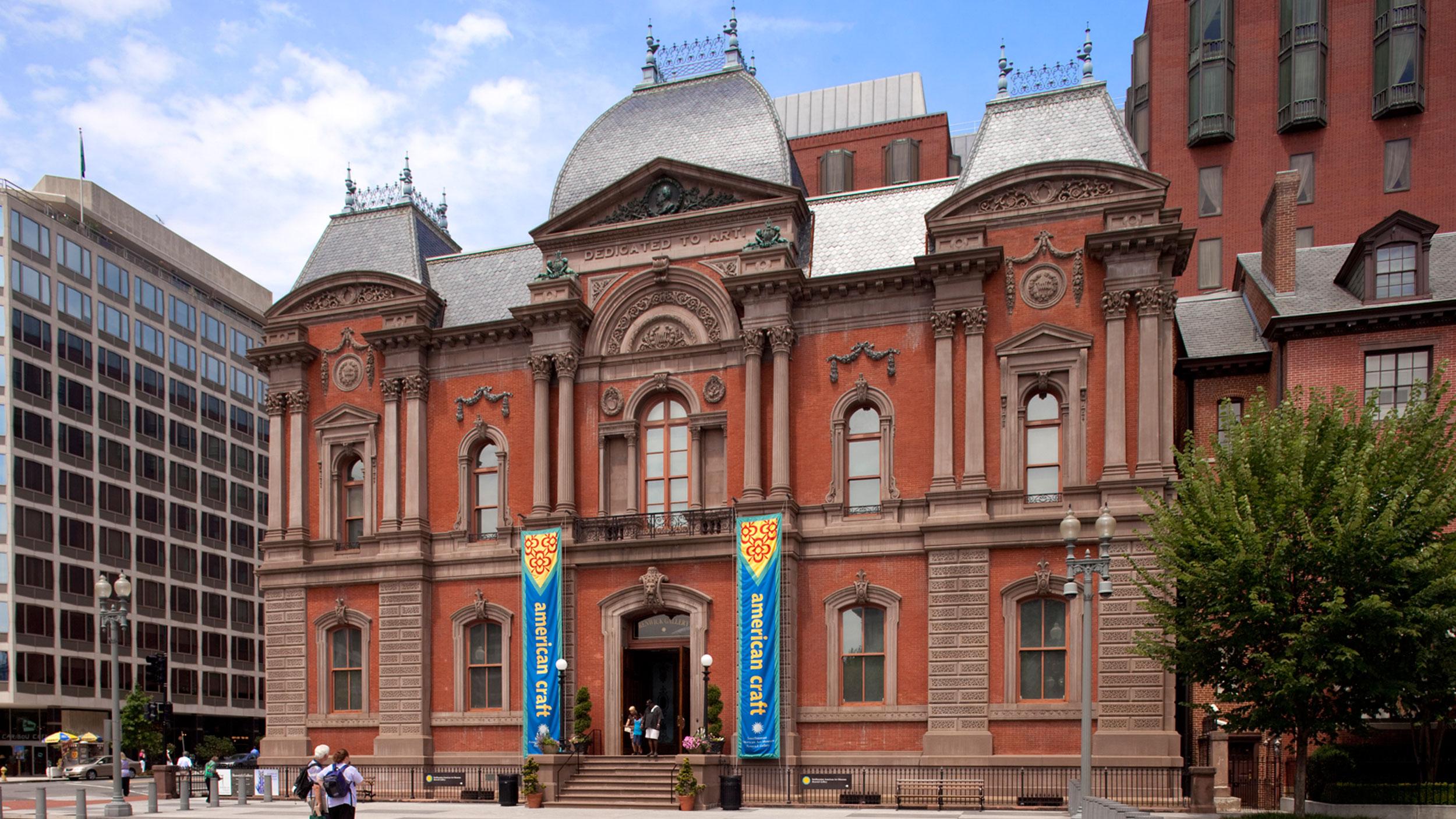 Renwick Gallery, Smithsonian American Art Museum