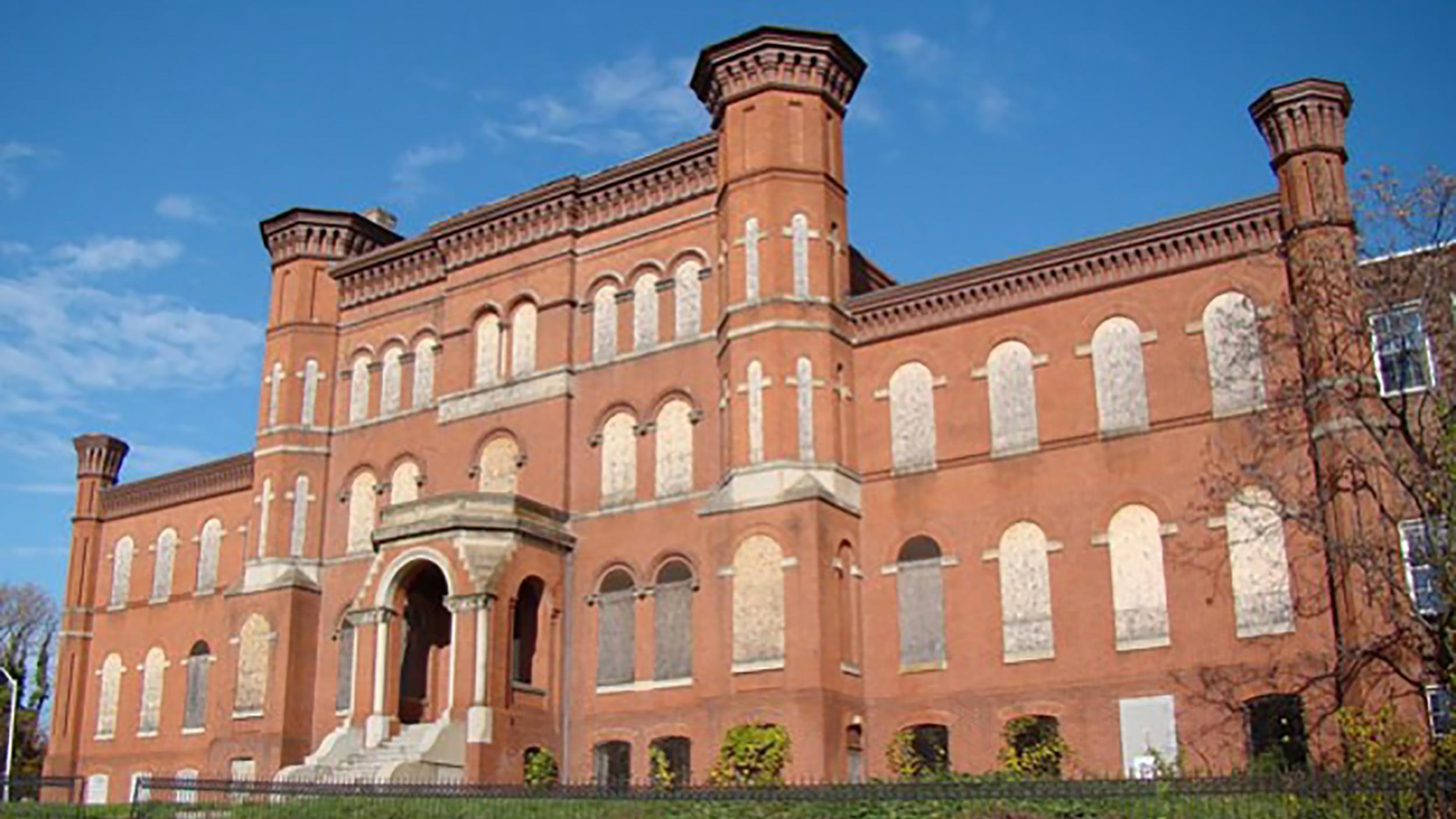 Balto City COVID Testing Center (formerly Hebrew Orphan Asylum)