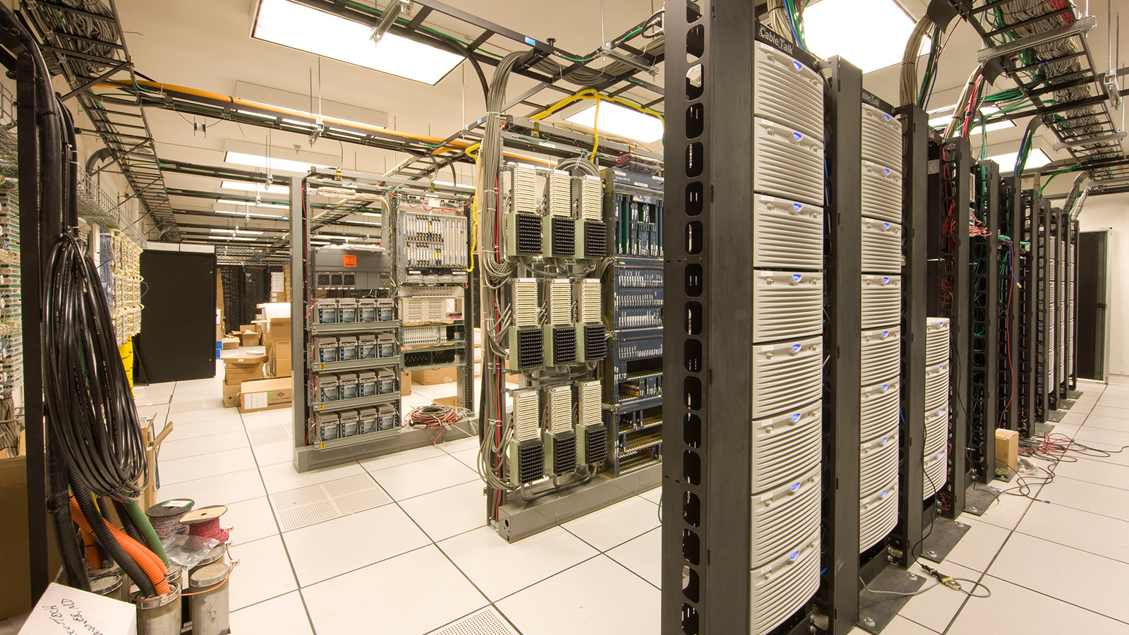 Computer and Data Center